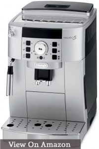 De'Longhi ECAM22110SB Compact Automatic Cappuccino, Latte and Espresso Machine