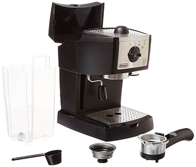 DeLonghi EC155 Review - The Tested Classic Espresso Maker BeTown