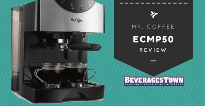 mr. coffee ecmp50 review