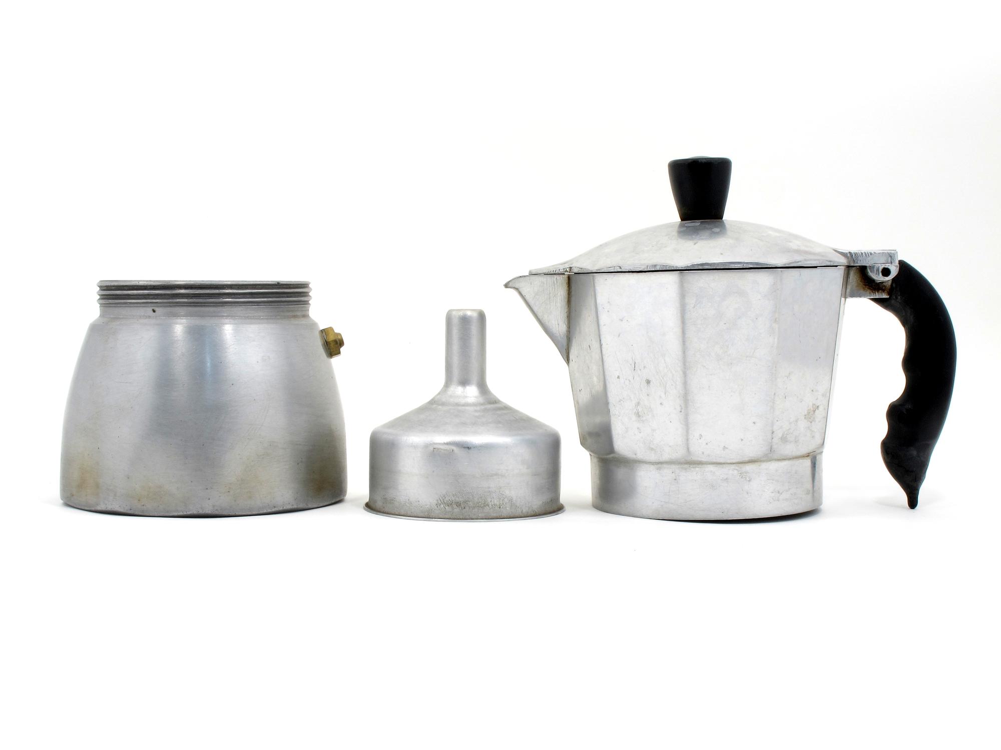 Moka Pot Component