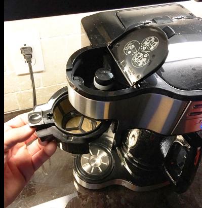 Hamilton Beach Coffee Maker open box