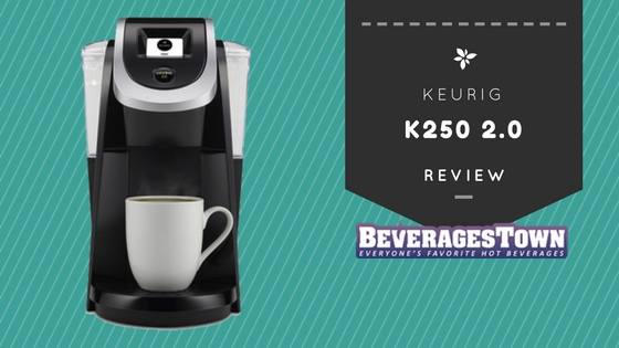 Keurig K250 review