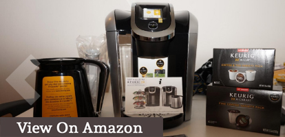 Keurig K475 review by beveragestown.com