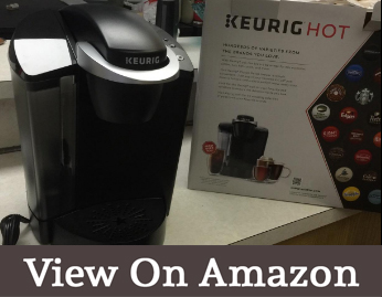 keurig k55 coffee marker review
