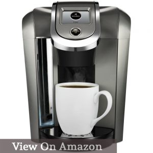 Keurig K575 review beveragestown