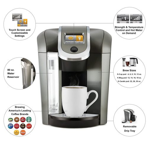 keurig k575 features