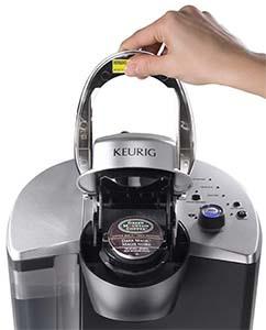 how to clean keurig k145