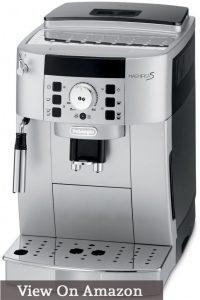 De'Longhi ECAM22110SB Compact Automatic Cappuccino, Latte and Espresso Machine