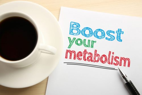 Speeds Up Metabolism