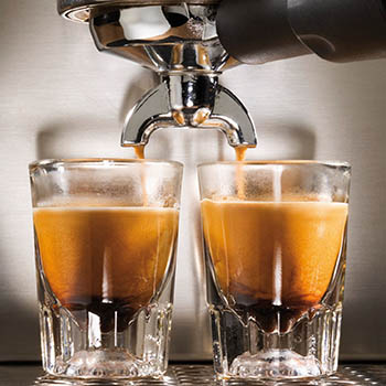 gaggia classic two espressos at once