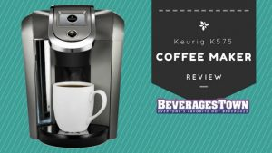 Keurig K575 review